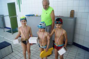 zajęcia na basenie zjednoczeni