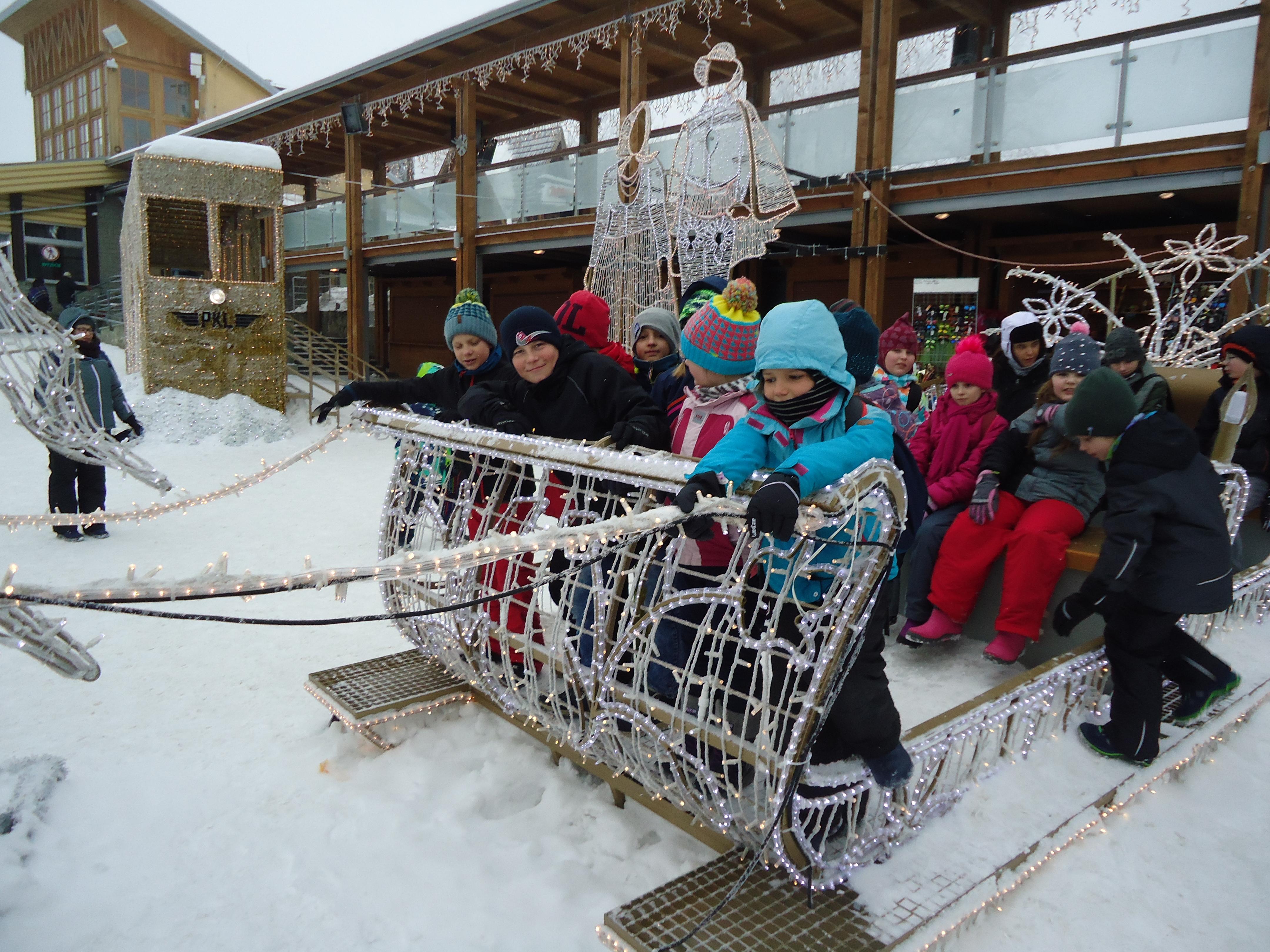 ferie zimowe 2018 biały dunajec obóz narciarski