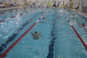 klub sportowy zjednoczeni zajecia na basenie