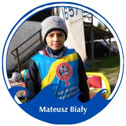 Mateusz Bialy zjednoczeni Bydgoszcz