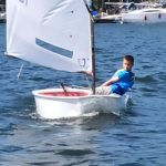 obóz żeglarski lato koronowo pieczyska