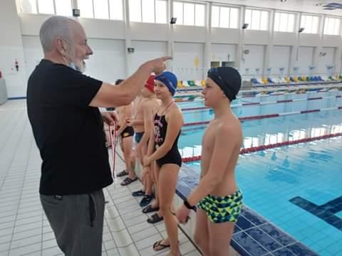 zajęcia na basenie 2021